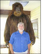 Loren Coleman and Bigfoot