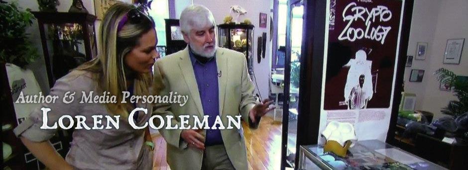 The Cryptozoologist : Loren Coleman | Cryptozoology